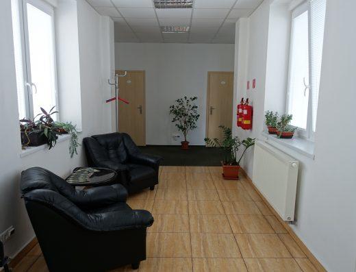Administratívno-obchodné priestory v centre