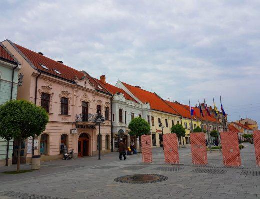 Lukratívne kancelárske priestory priamo na pešej zóne v centre mesta